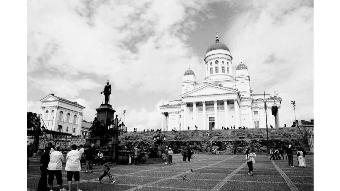 Place du Sénat, Helsinki