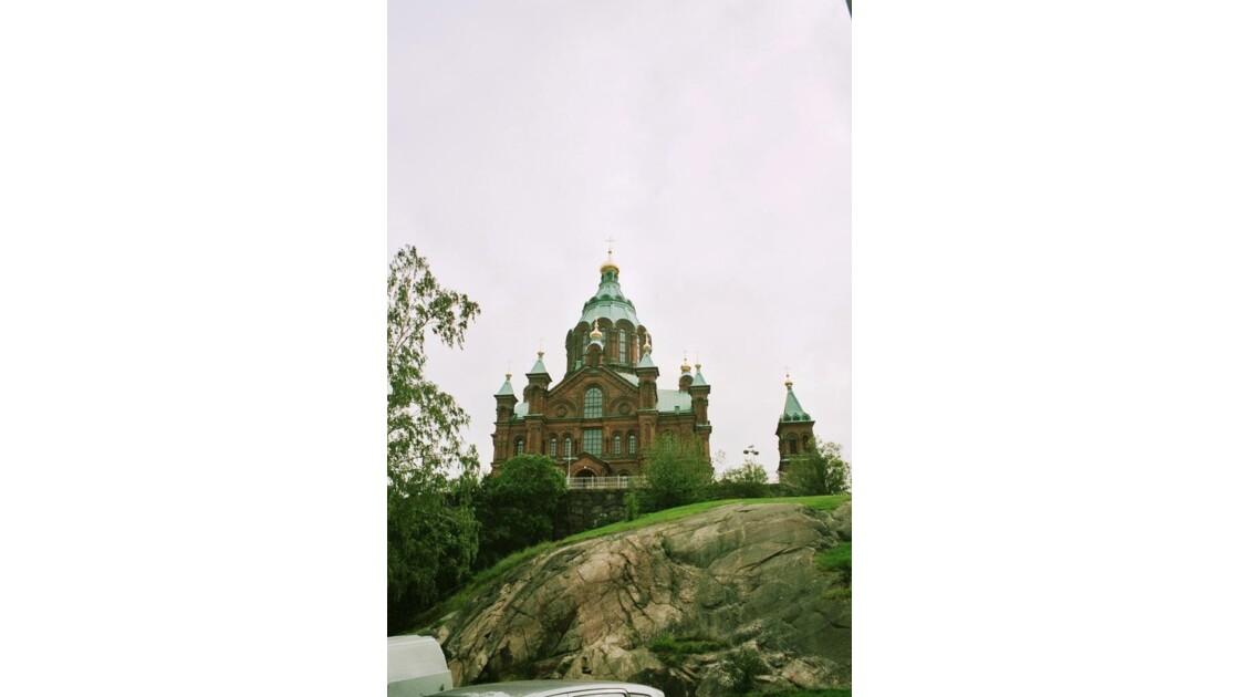 Cathédrale Upsenki, Helsinki