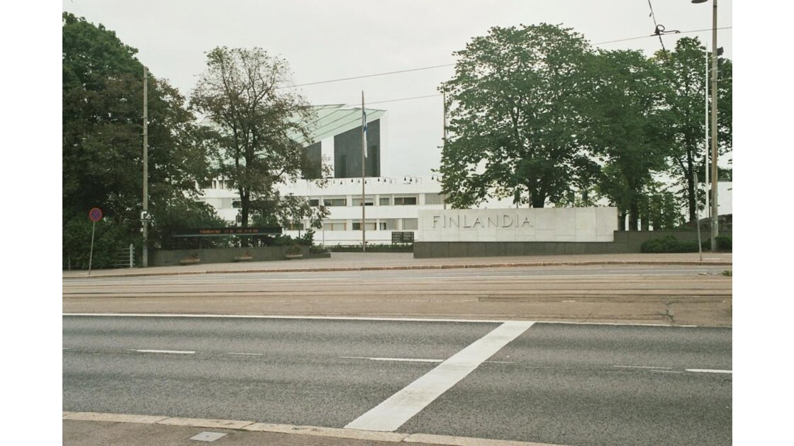 Maison Finlandia, Helsinki