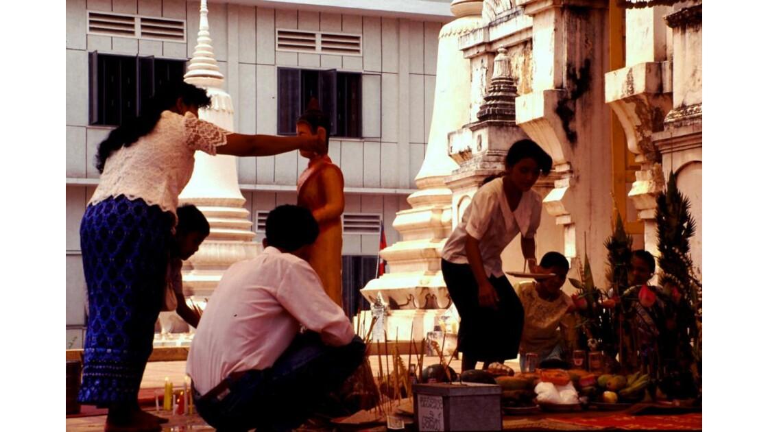 Cambodge Bouddhisme 32 nouvel an Khmer