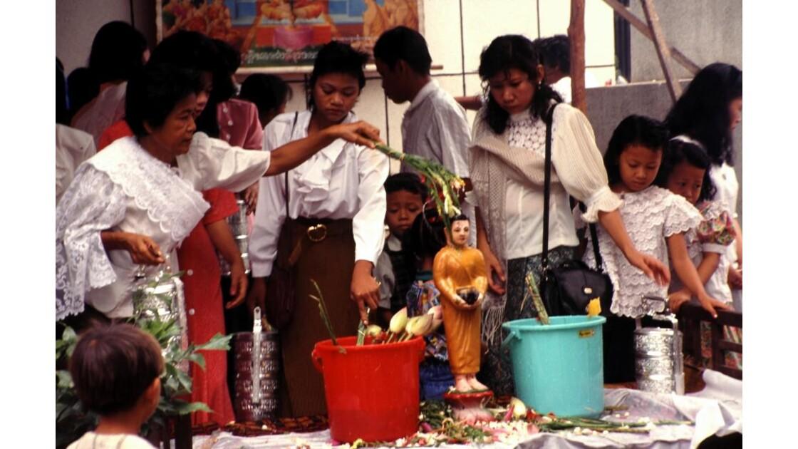 Cambodge Bouddhisme 33 nouvel an Khmer
