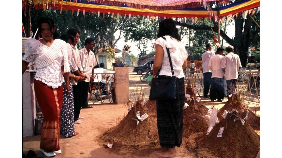 Cambodge Bouddhisme 35 nouvel an Khmer