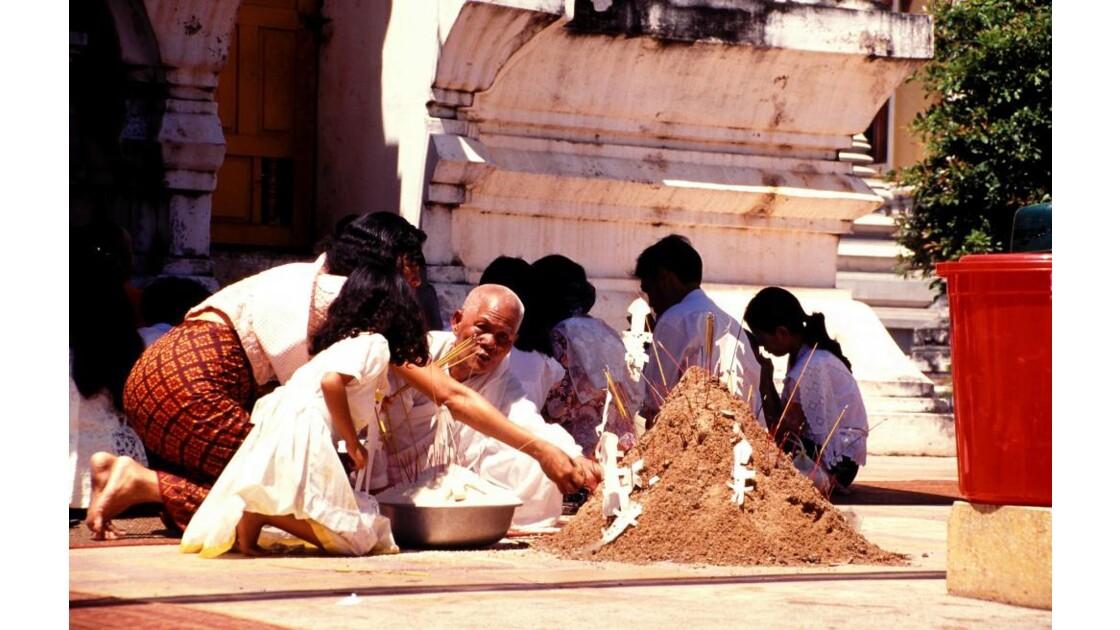 Cambodge Bouddhisme 37 nouvel an Khmer