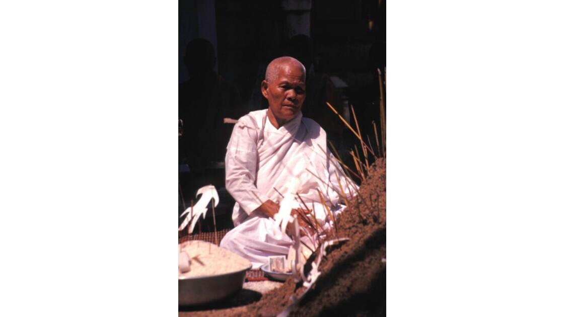 Cambodge Bouddhisme 38 nouvel an Khmer