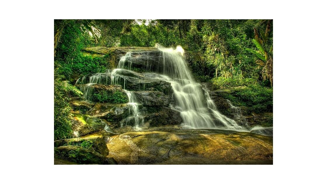 Cascade, Nord de la Thailande