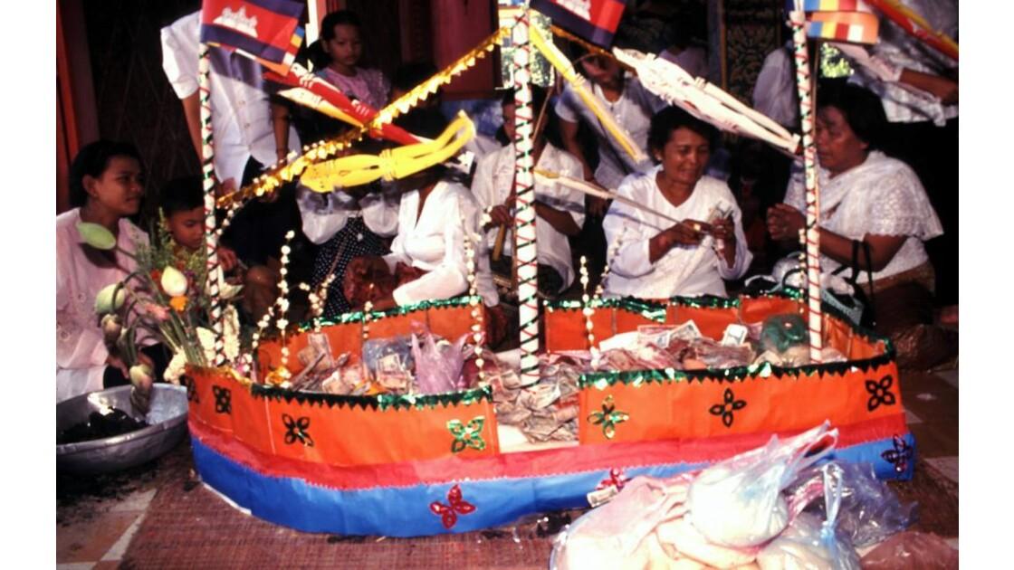 Cambodge bouddhisme 40 nouvel an khmer
