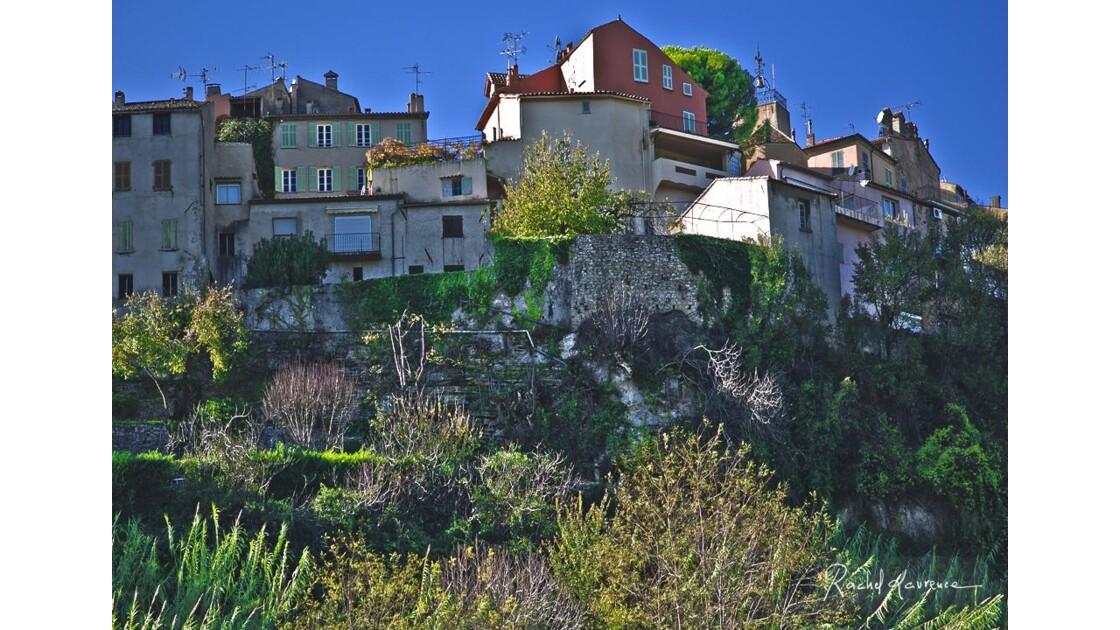 Biot village, Alpes Maritimes