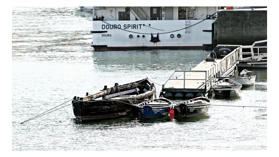 Still life on Douro @ Porto