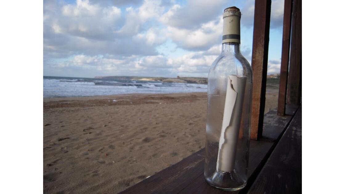 Lost in the bottle