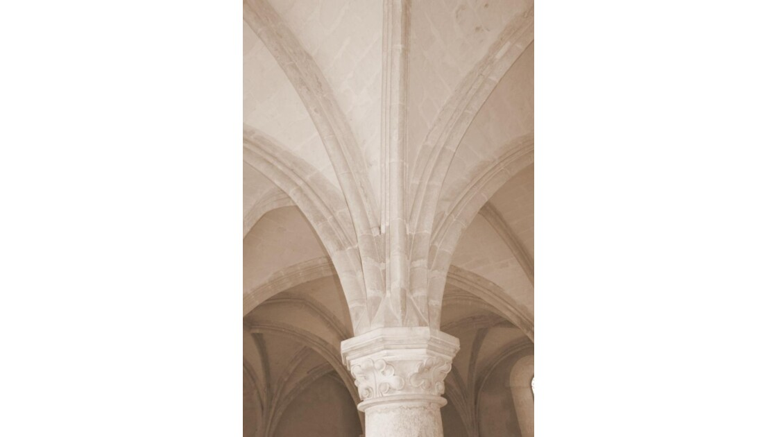 Salle Capitulaire de l'Abbaye