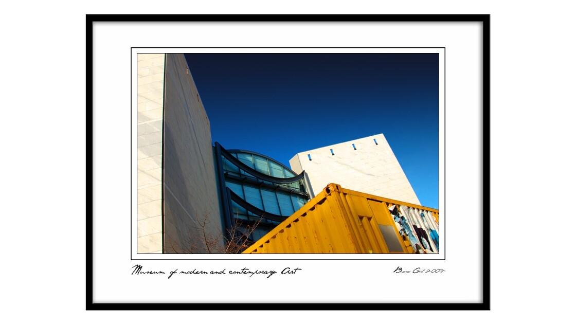 Musée d'Art Moderne & Art Contemporain