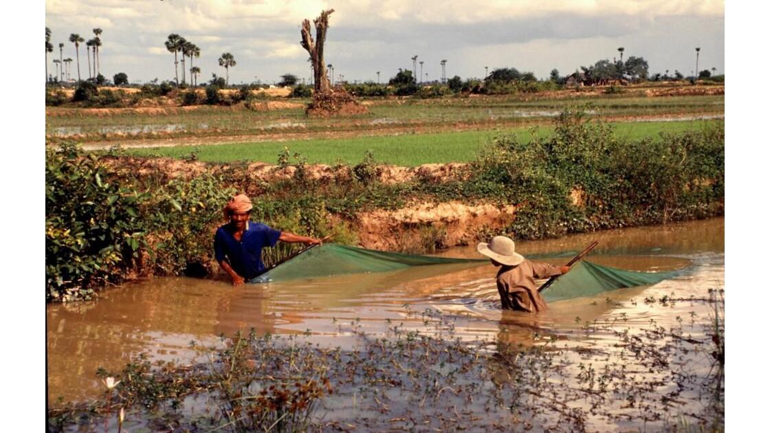 Cambodge pêche à la traîne1
