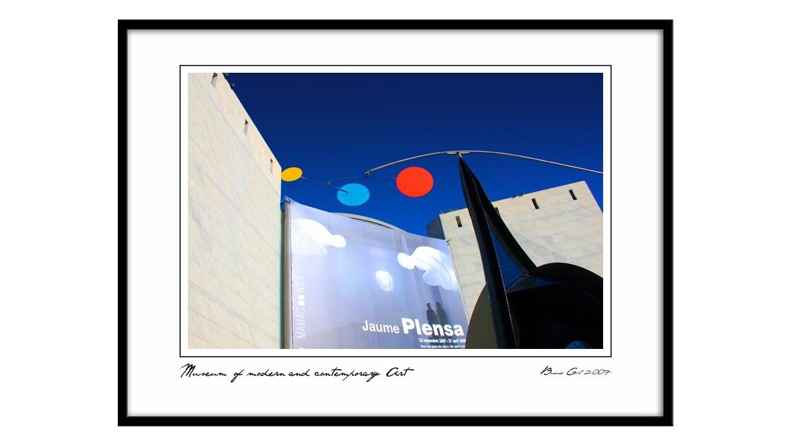 Musée d'Art Moderne & d'Art Contemporai