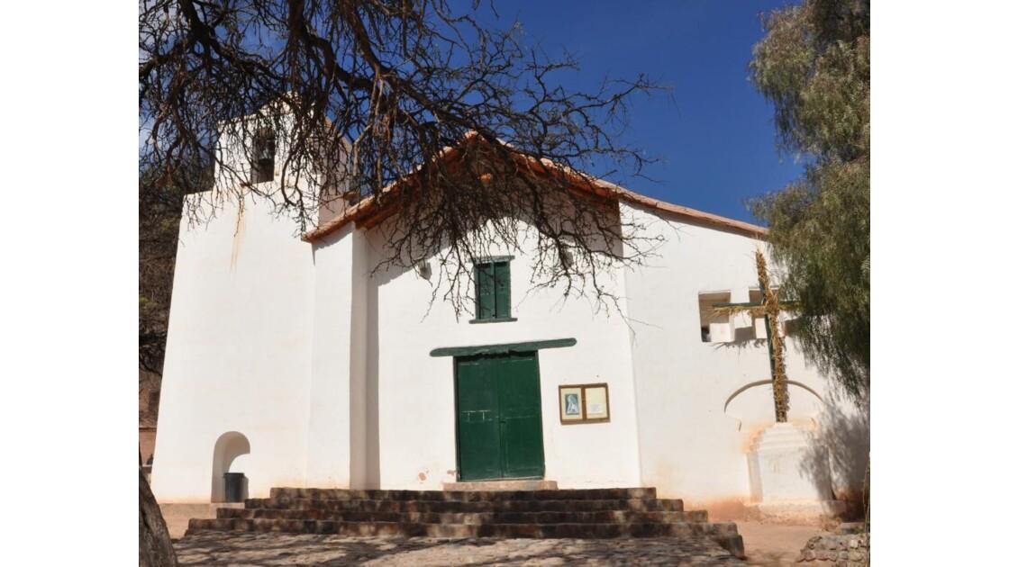 église Santa Rosa de Lima