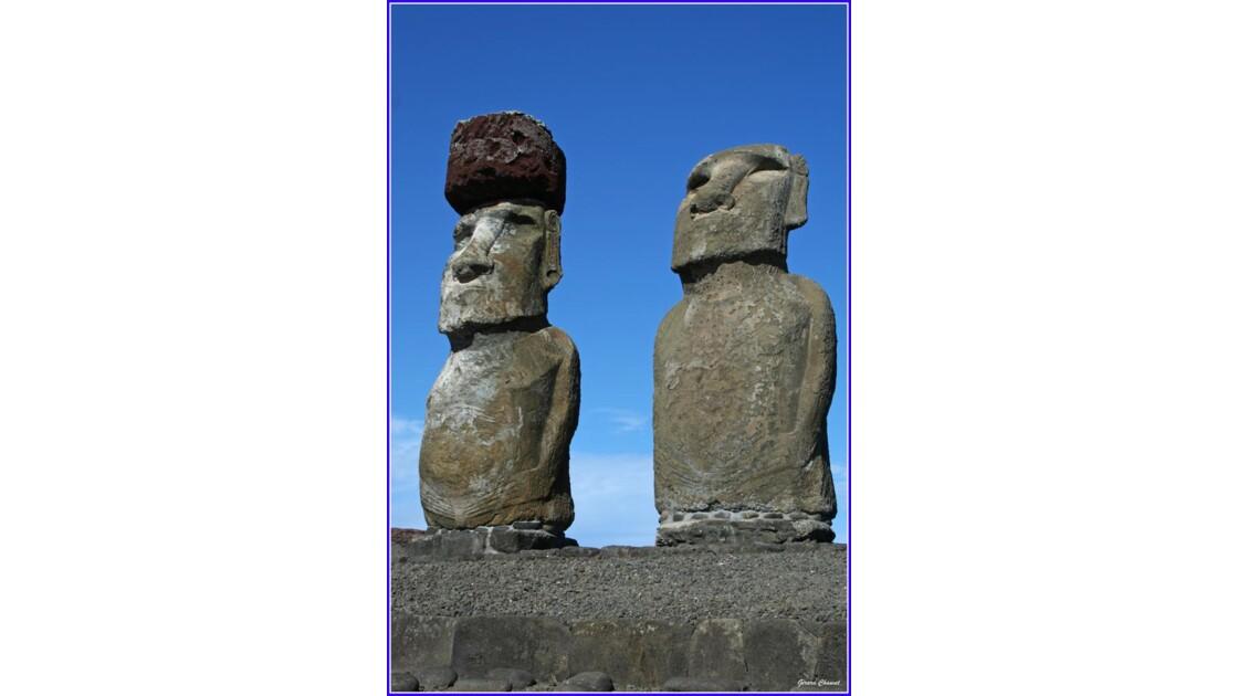 Moai_site du Tongariki