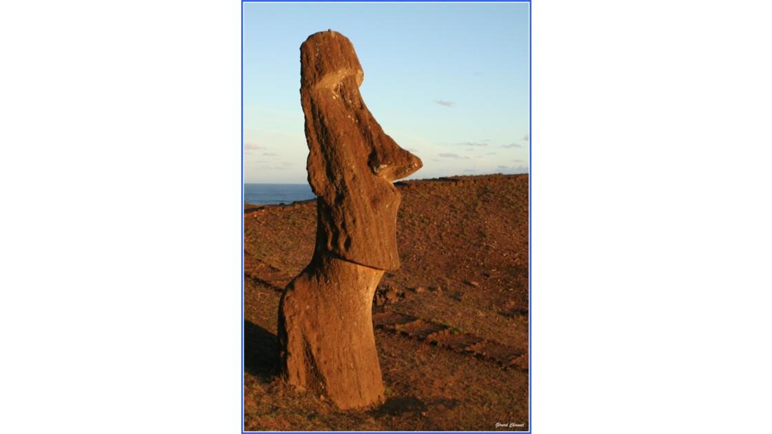 Moai au Rano Raraku