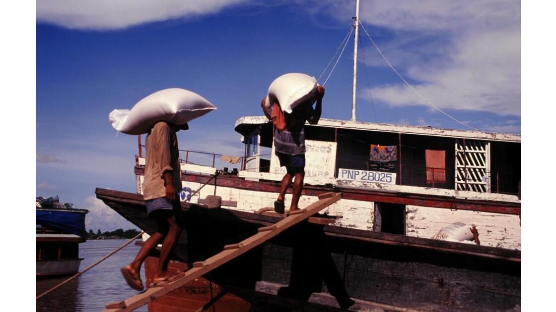 Cambodge dockers