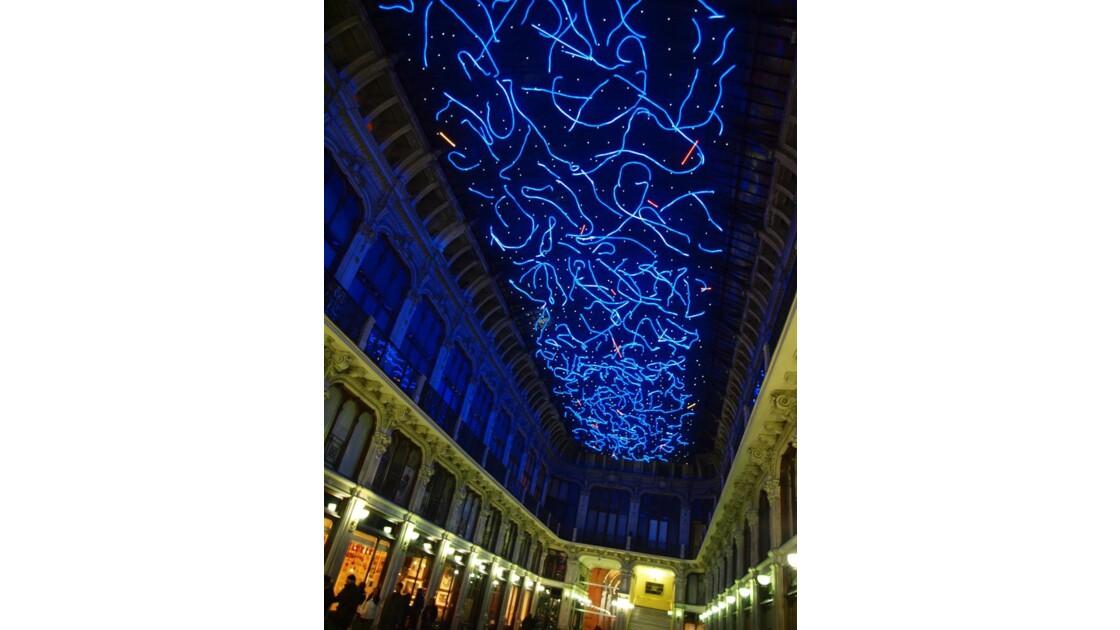 Turin bleutée