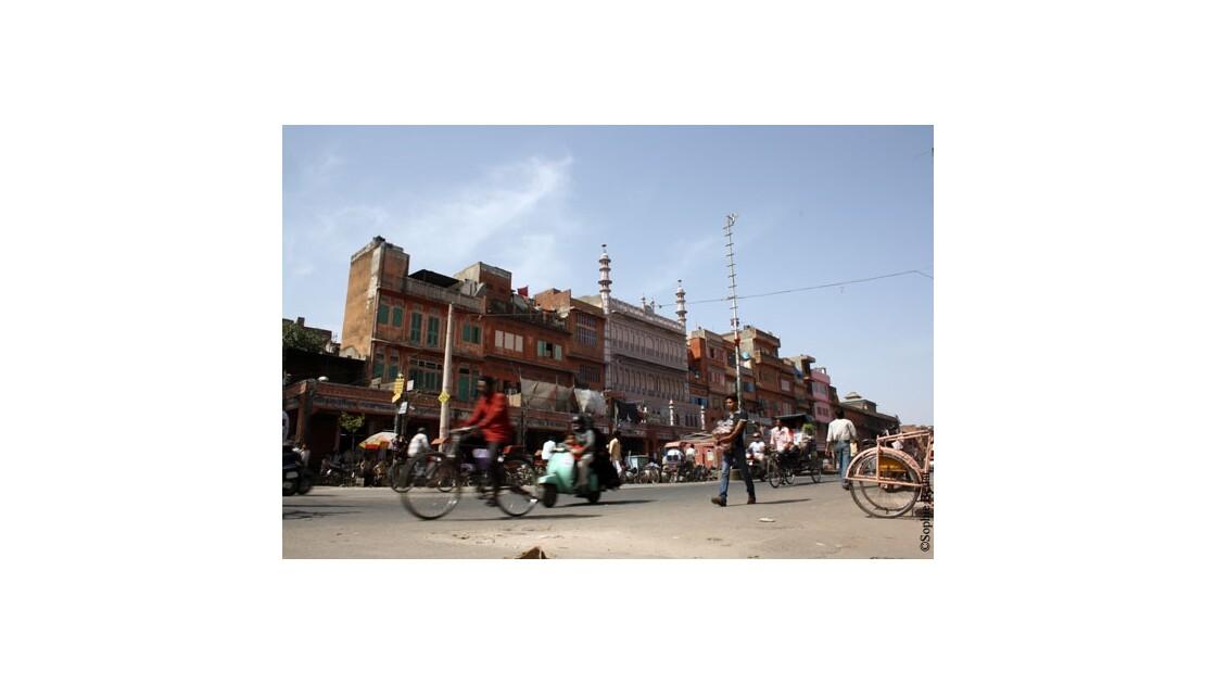 Jaïpur, scène de rue 2