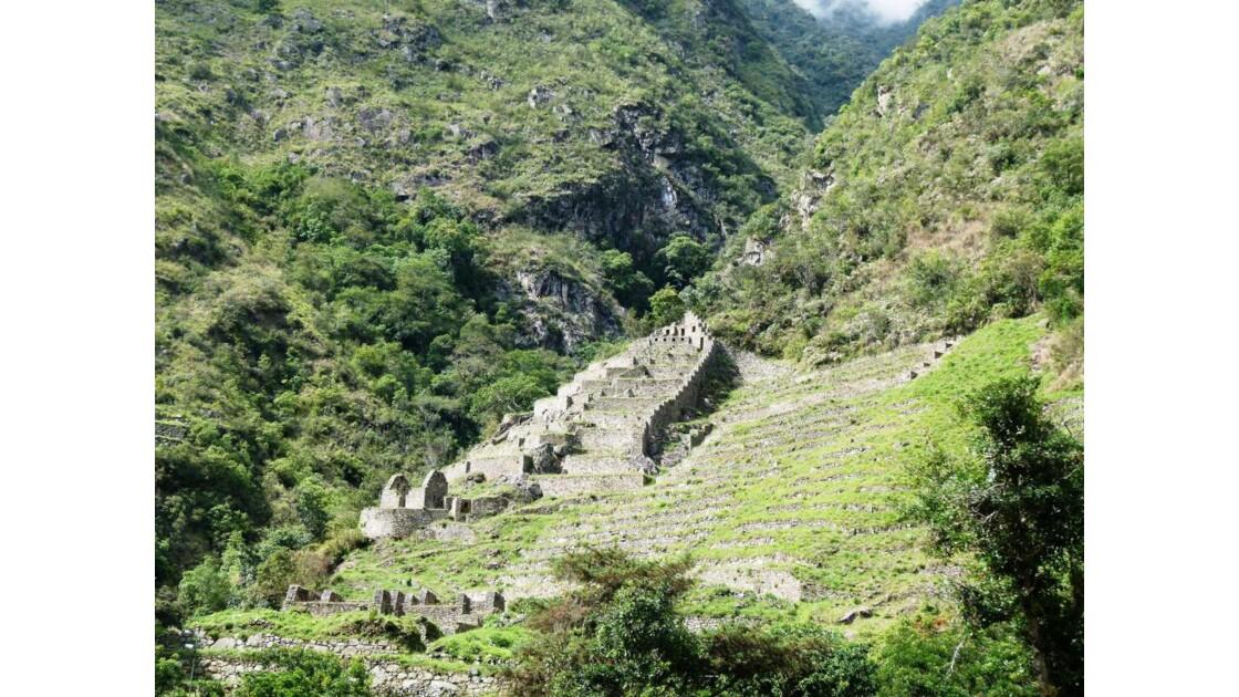 """ RESTOROUTE "" des Incas"