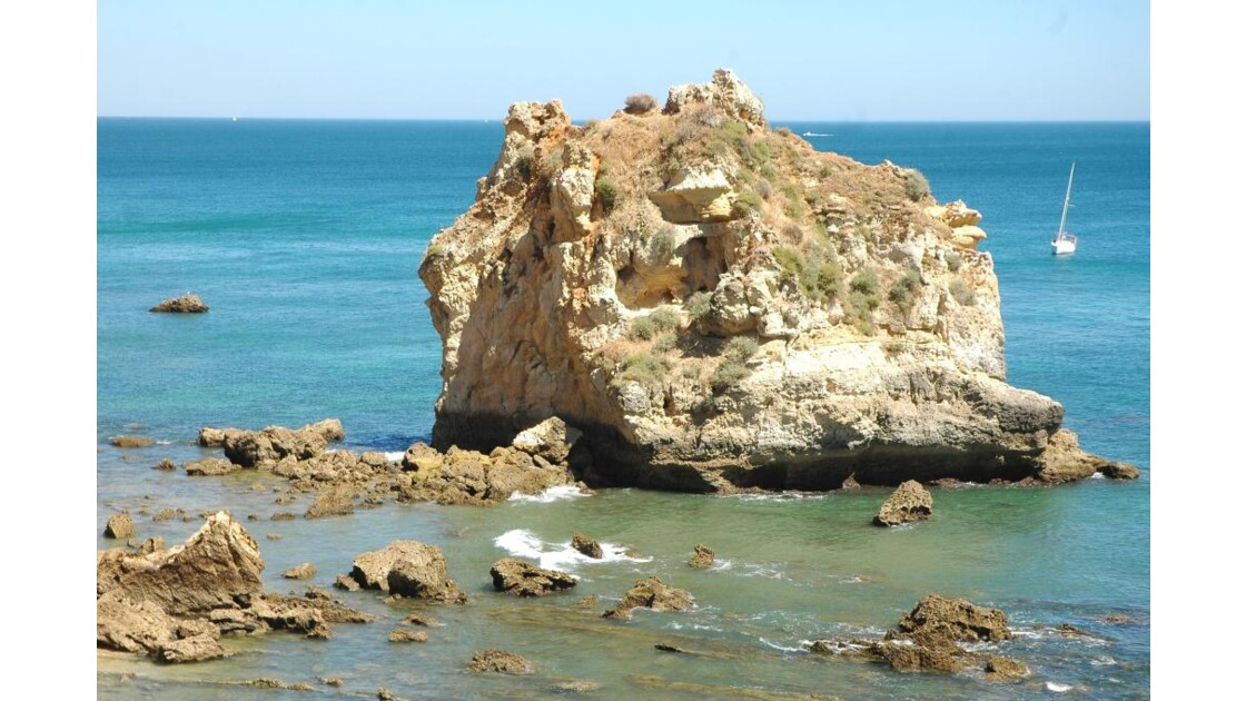 Albufeira- sud du Portugal