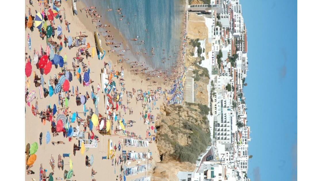 plage - Albufeira - sud du Portugal
