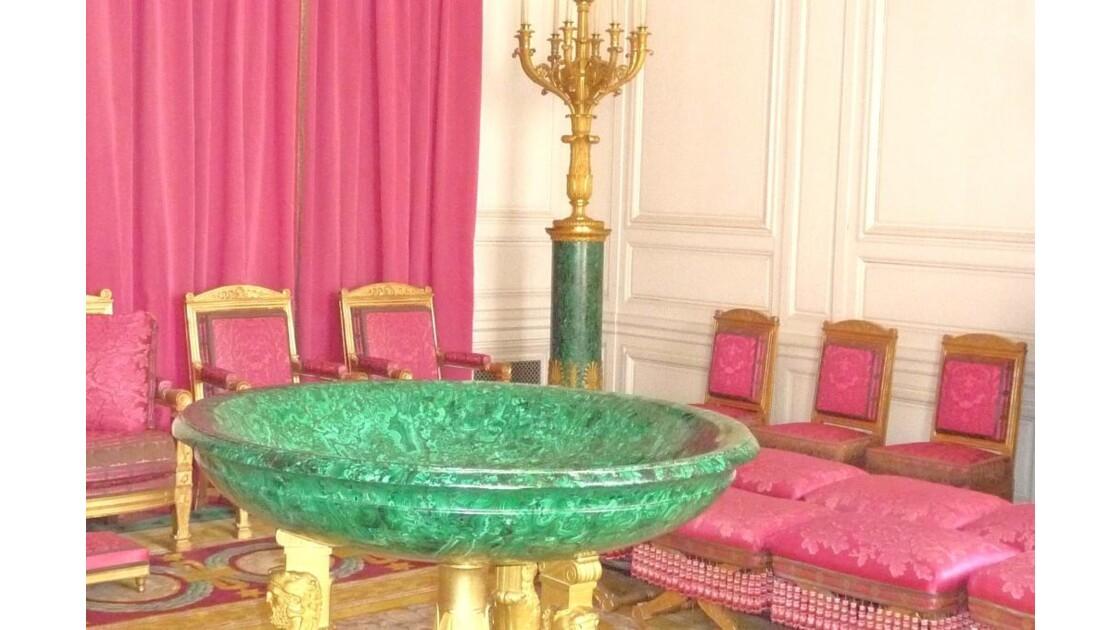 Versailles - Malachite - Petit TRIANON