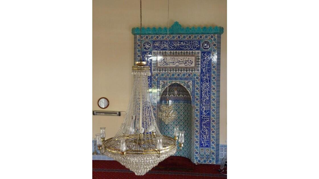 Mihrab mosquée de Sirince