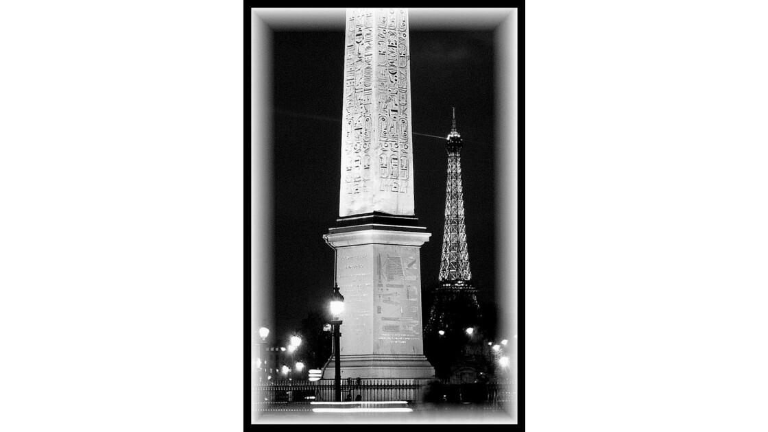 sous l'oeil d'Eiffel ...