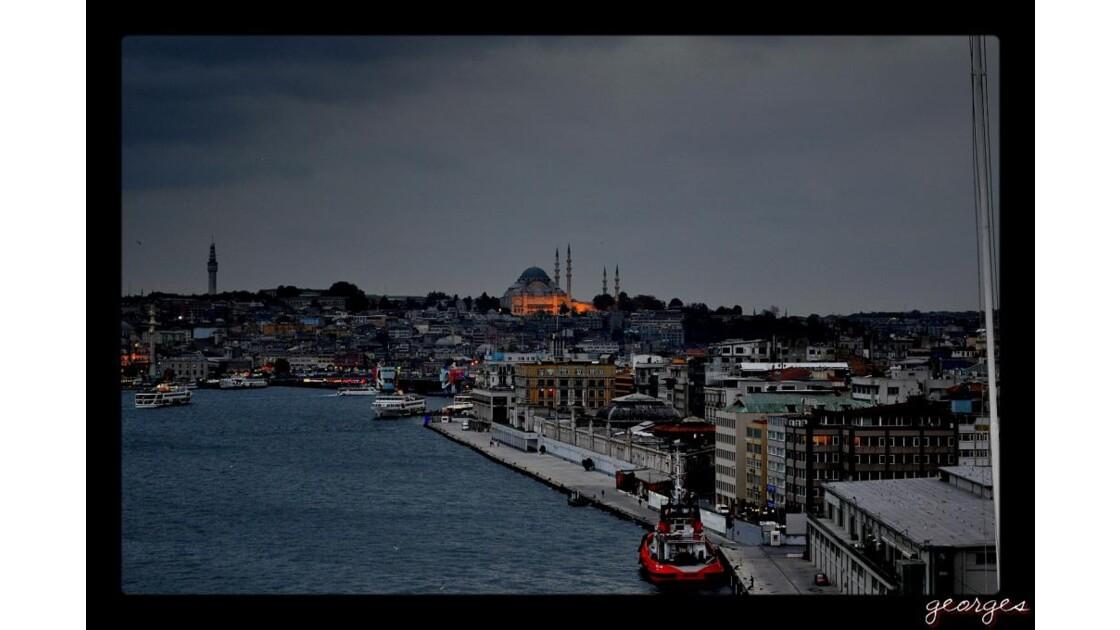 ...A Istambul...En Soirée