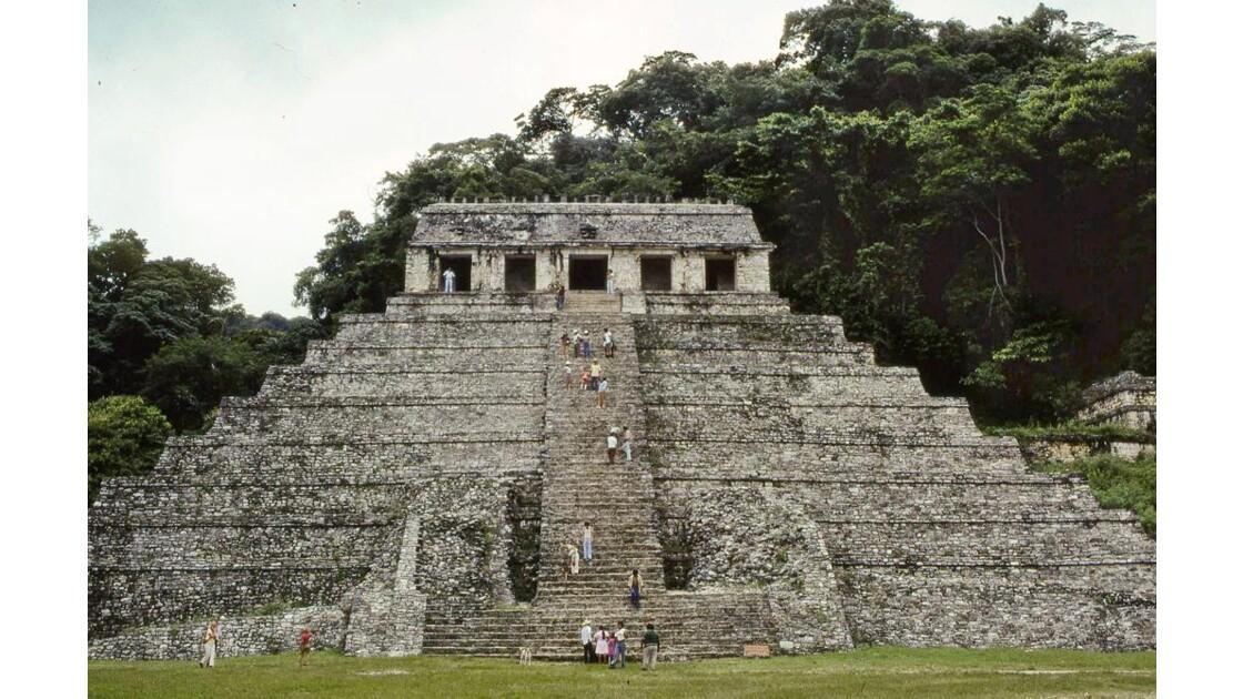 Ruines Mayas de Palenque. 1978