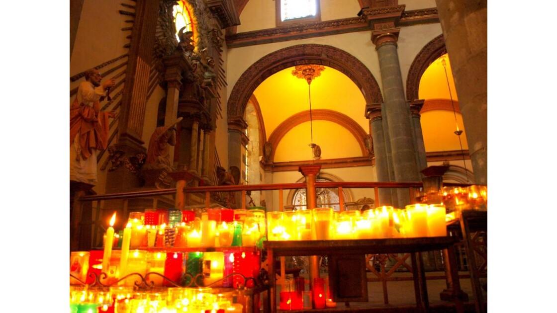 Eglise de Oaxaca