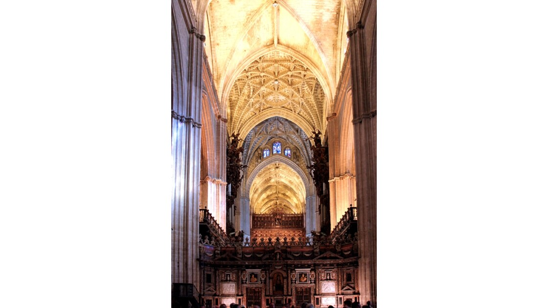 La Cathédrale de Seville
