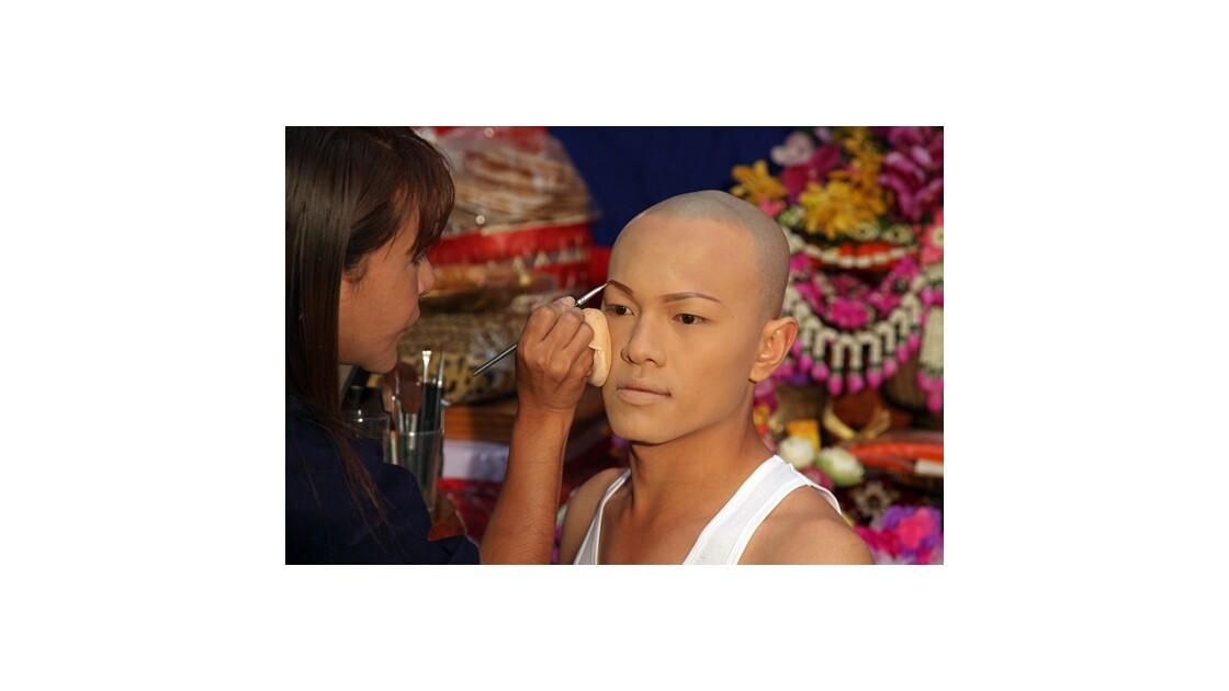 Maquillage!