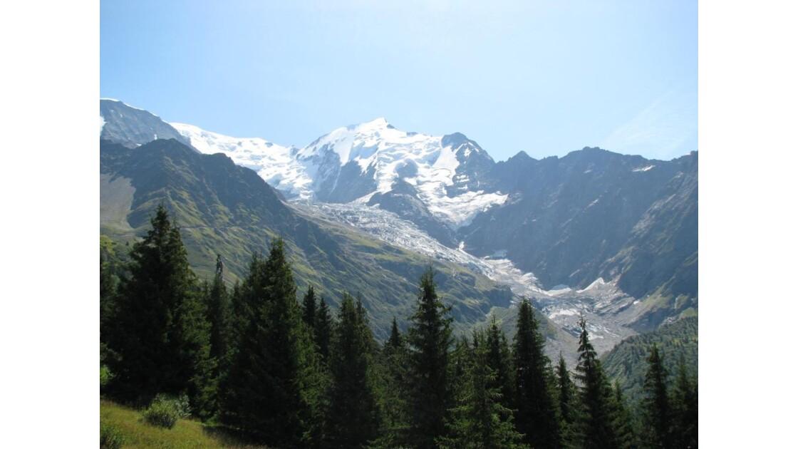 aiguille et glacier du Bionnassay