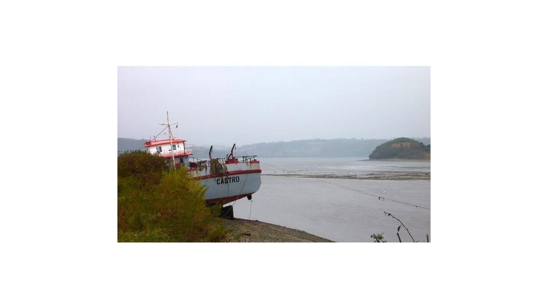 Chili-Ile de Chiloé