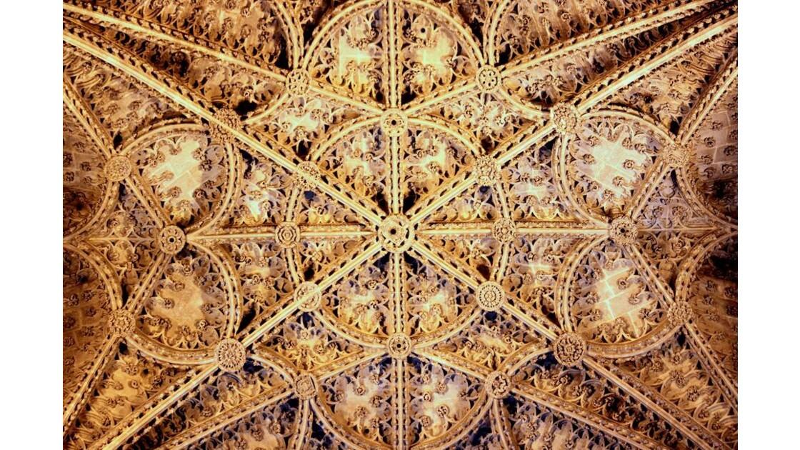 Croisée d'ogives Cathédrale Seville