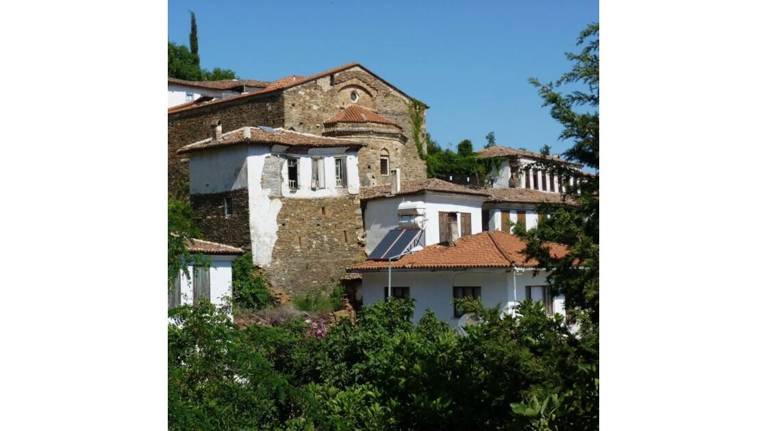 Eglise St Jean & maisons