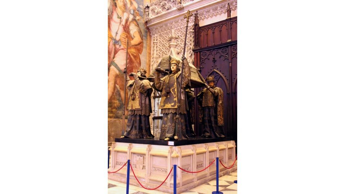 Mausolée de Christophe Colomb -1