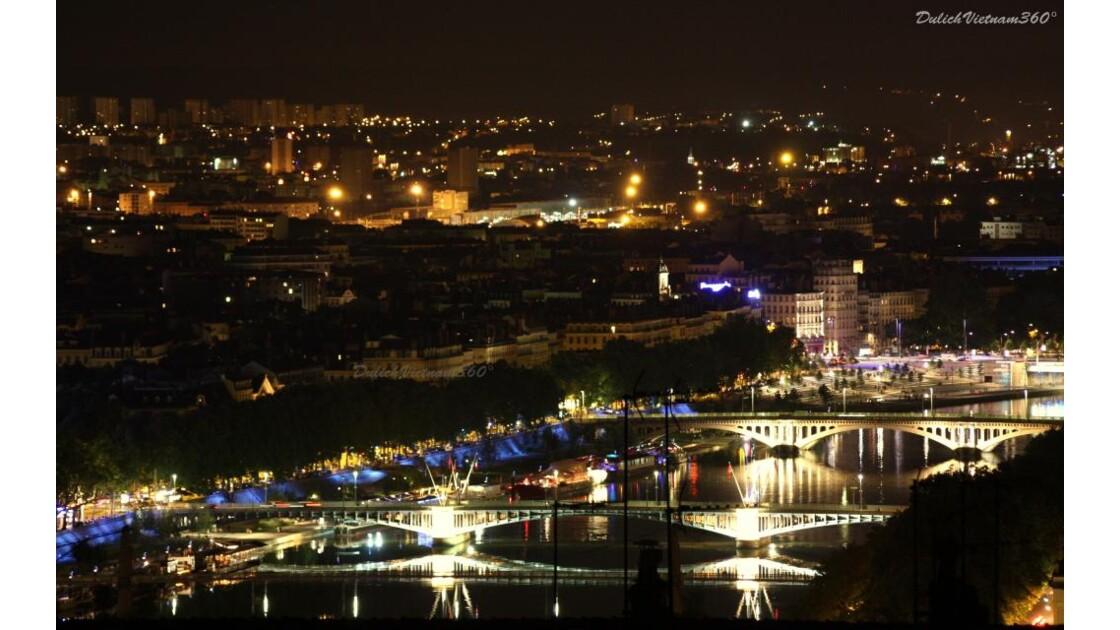 Lyon - Ville de Lumière