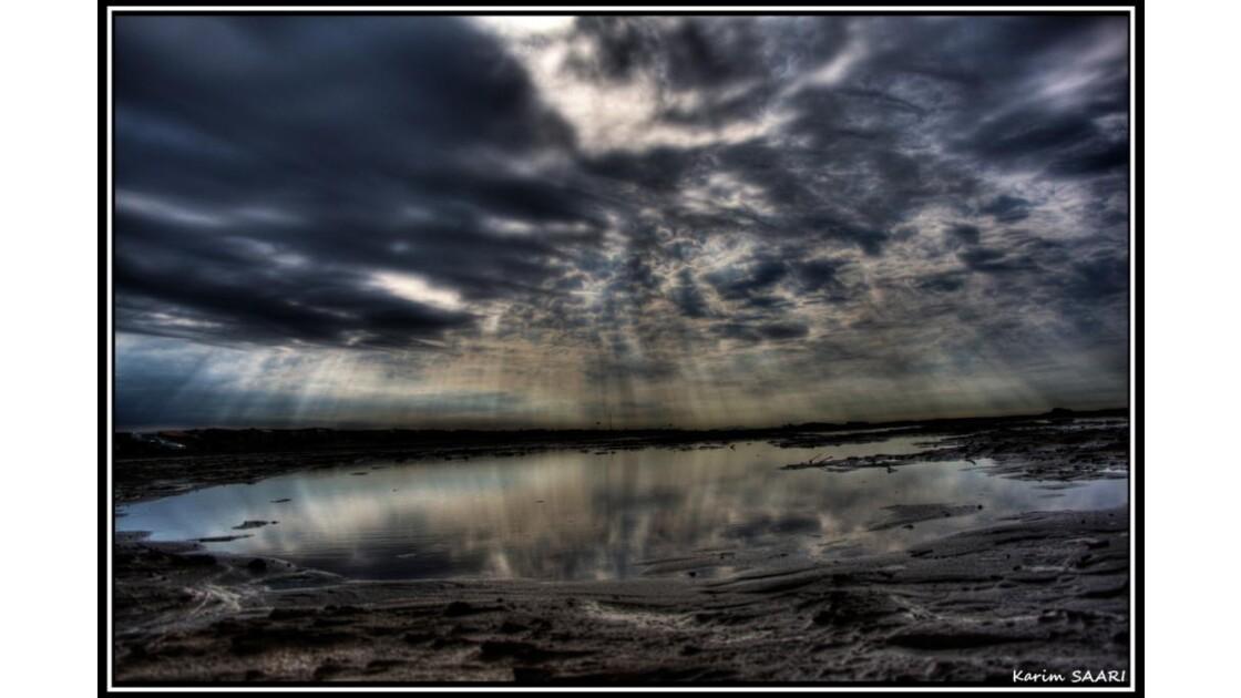 La plage de piémanson
