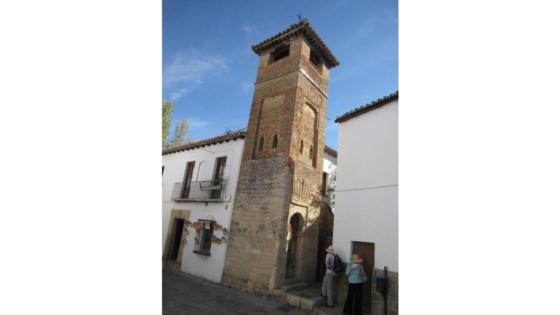 minaret de Saint Sebastien