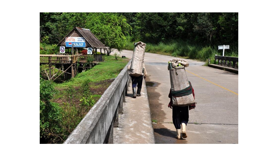 Vers la Birmanie