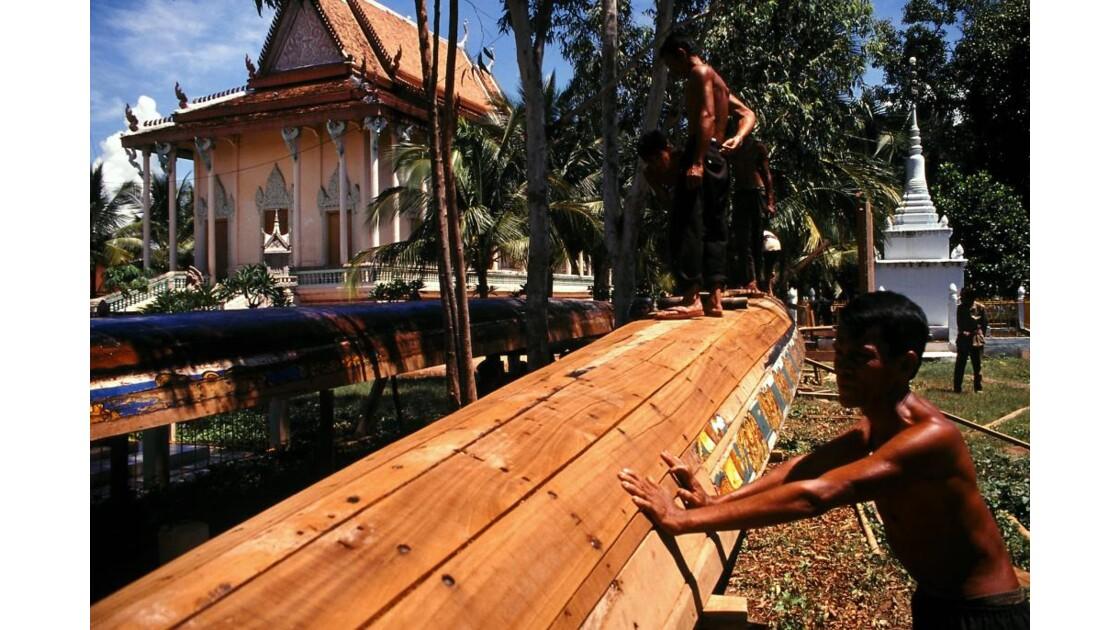 Cambodge fête des eaux1