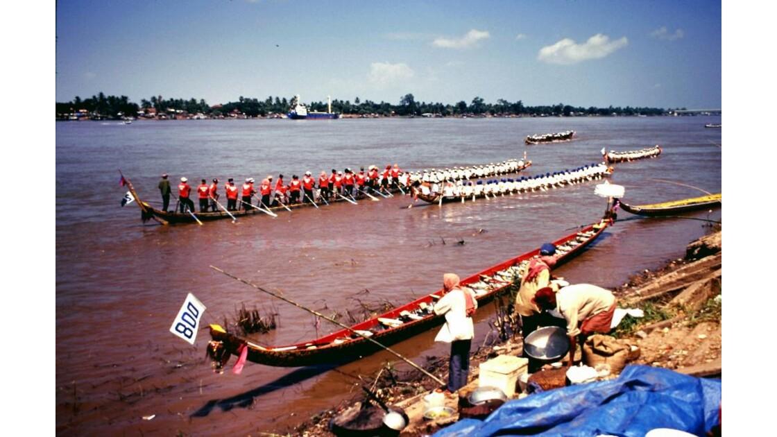 Cambodge fête des eaux5