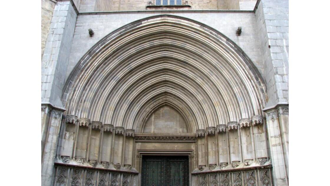 Gérone :cathédrale