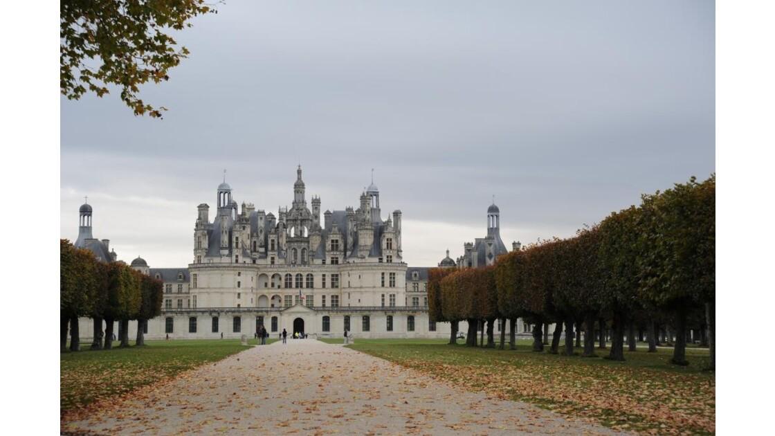 Chambord (Chateaux de la Loire)