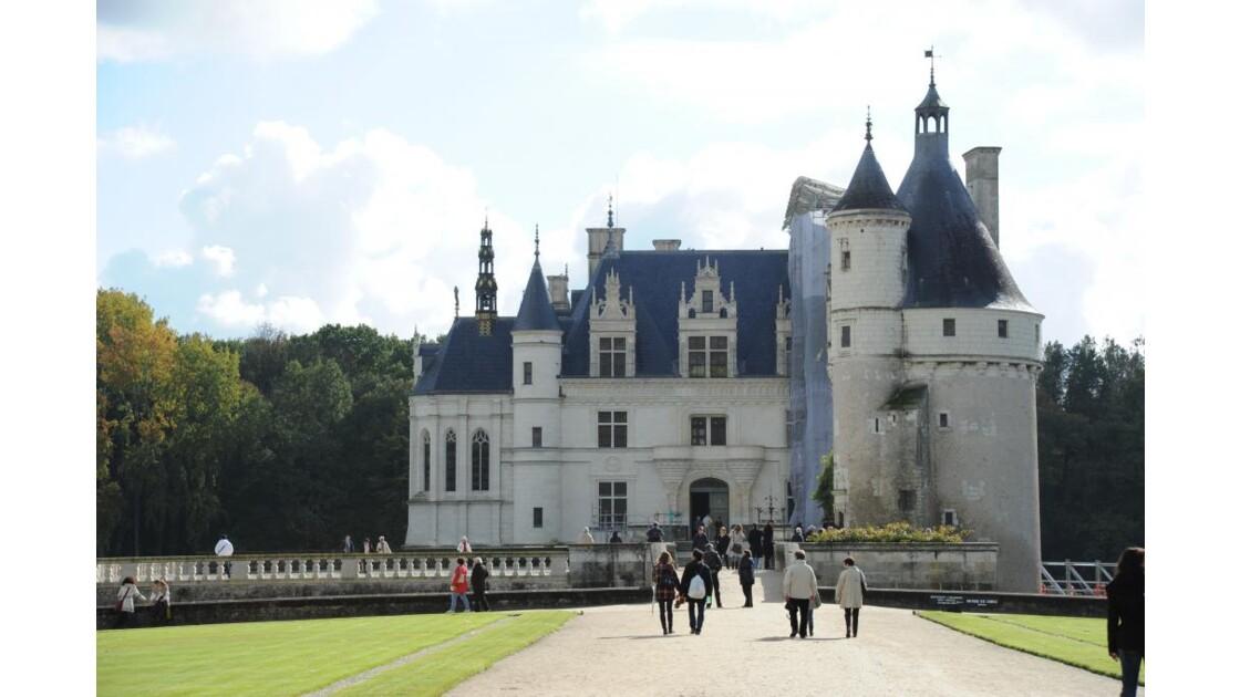 Chenonceaux (Chateaux de la Loire)