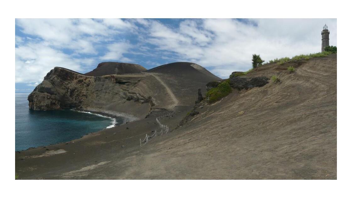 Volcan de Capelinhos