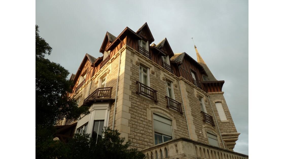 Villa les Géolands (maison d'hôtes)